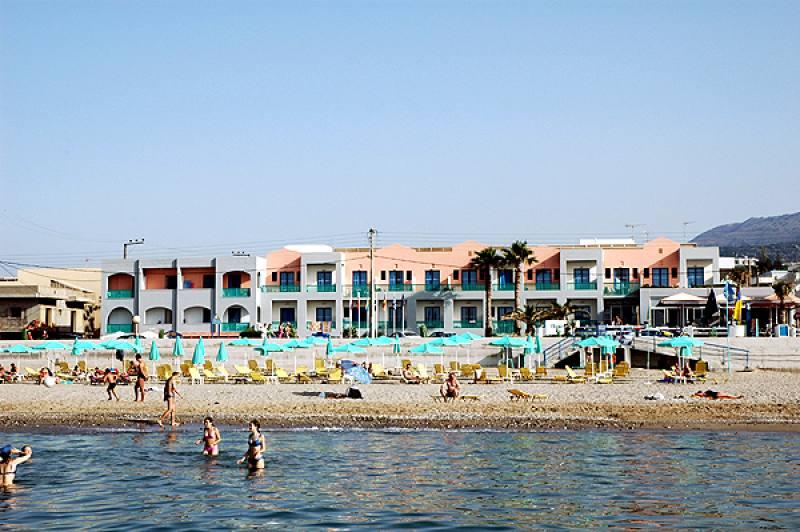 Hotel Flisvos Beach - Rethymnon - Rethymnon Kreta